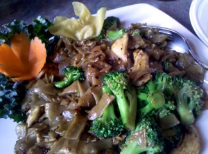 Nickys Thai Kitchen - Phad See Eaw