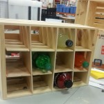 Home Depot - Beverage Crate Class DIY