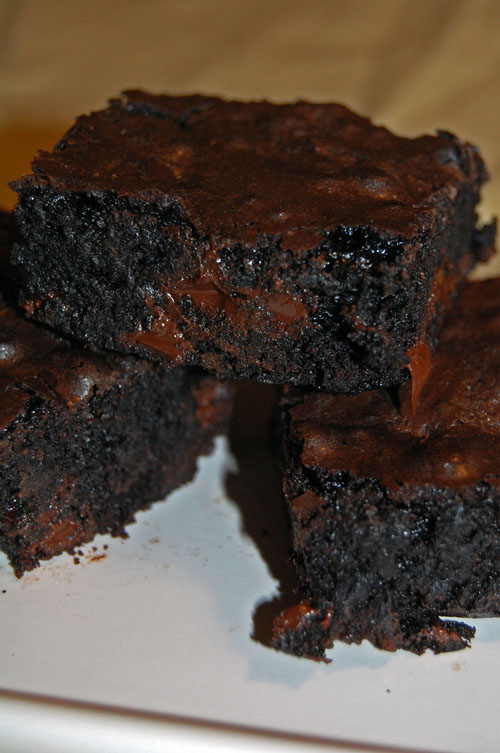 Ultimate Chocolate Brownies - Ultimately Done