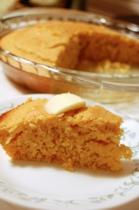 Quick and Easy Sweet Cornbread #baking #breads