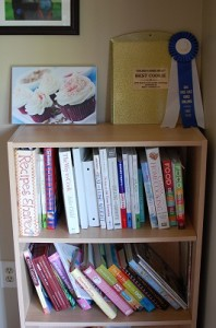 Easy Canvas Prints - Cupcake Print