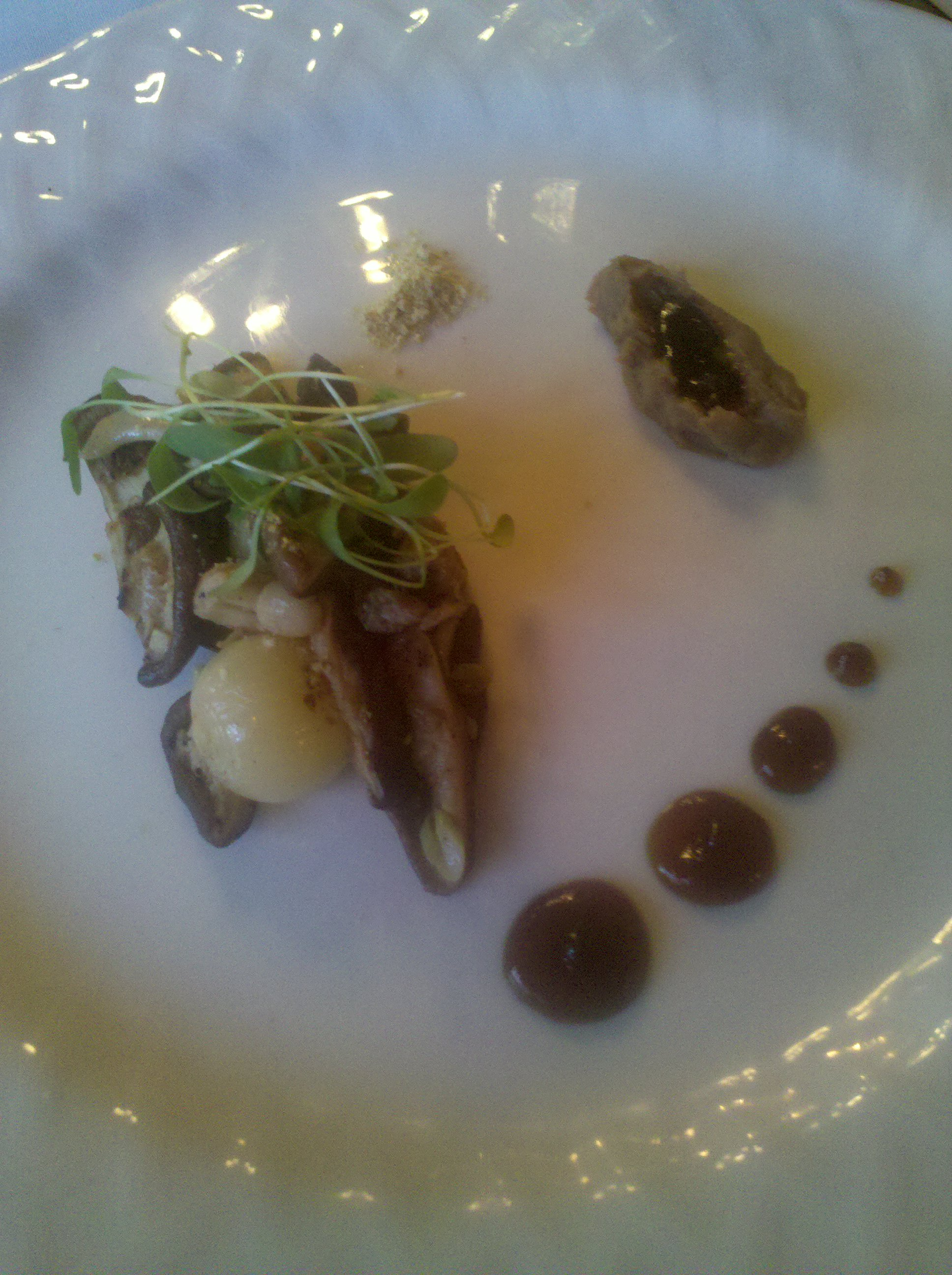 Hyeholde Chef's Tasting - 2010