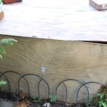 Homemade Wooden Compost Bin