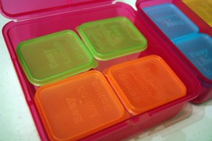 Easy Lunch Box meets Sistema