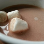 Hot Cocoa made with Ovaltine