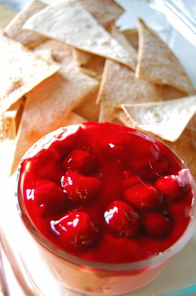 Chimi Cherry Dip / Cherry Changa Dip