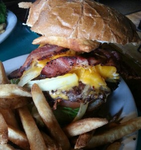 Billy's Roadhouse Pittsburger