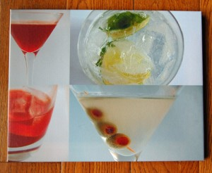 Easy Canvas Prints - Drink Photography