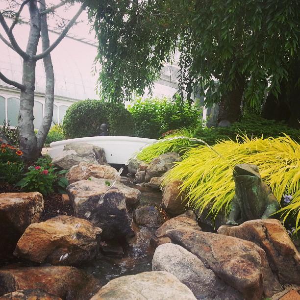 Water Garden at Phipps