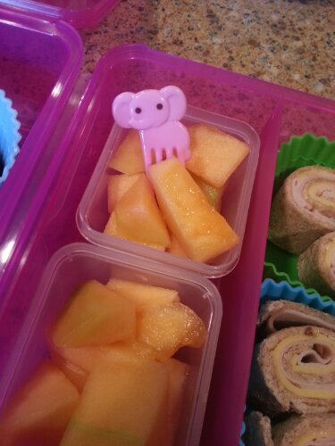 First Day of School Lunch