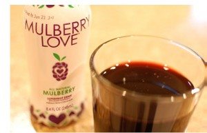Mulberry Love - All Natural Mulberry Superfruit Juice