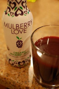 Mulberry Love - Mulberry Juice with Coconut Water