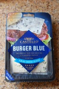 Buffalo Chicken With Castello Burger Blue Cheese #castello #GotItFree