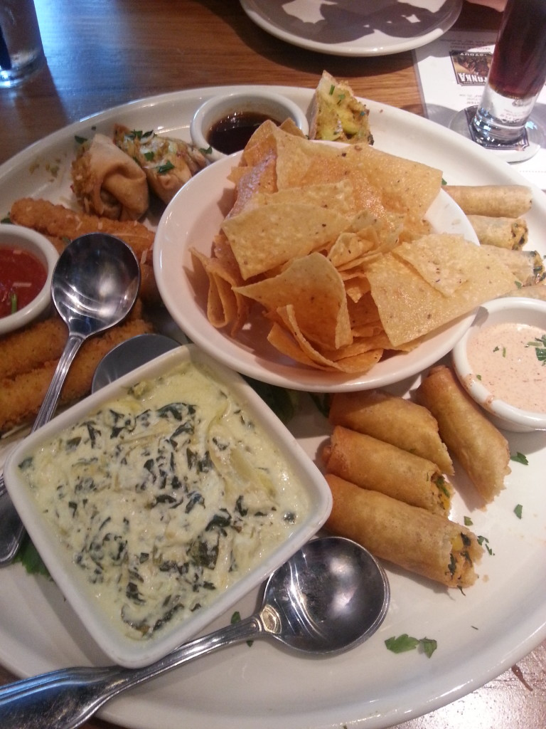 Best Beginnings® Appetizer Combo (BJ's Brewhouse)