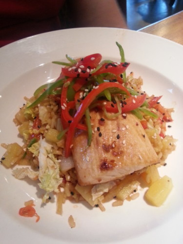 Hawaiian Mahi-Mahi (BJ's Brewhouse)