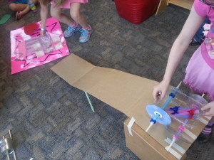 Summer Reading Club - Northland Public Library (Making Cars)