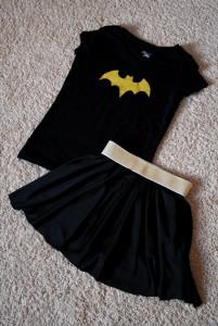 Batgirl Outfit DIY