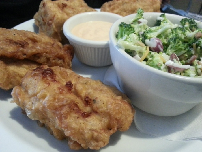 Monte Cristo Sandwich // Stoke's Grill
