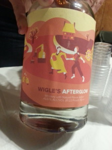 Wigle Whiskey Afterglow Ginger Whiskey