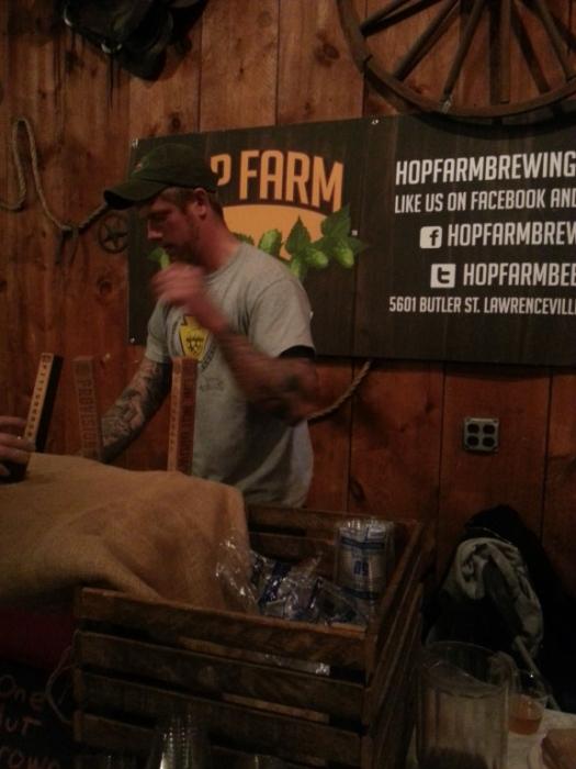 Hop Farm Brewing