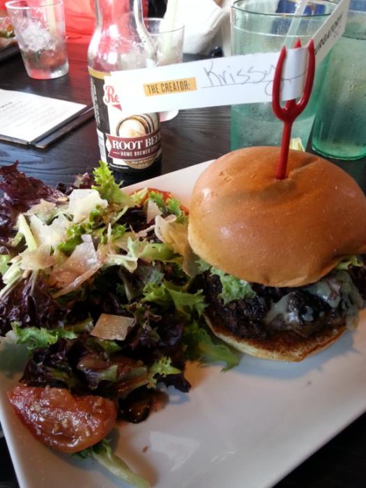 Burger at Burgatory