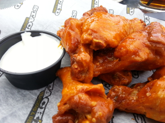 Wings at Stack'd