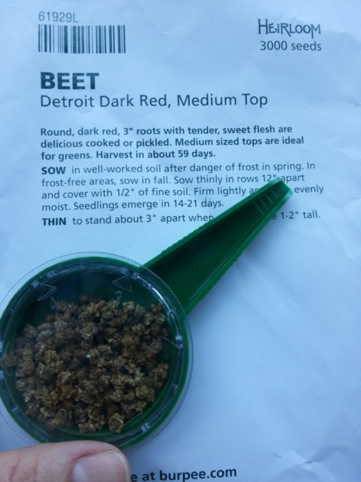 Beets by Burpee